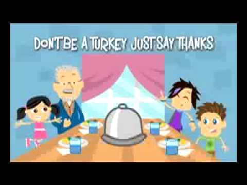 Don't Be A Turkey - Little Praise Party Happy Day Everyday - Yancy