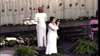 Lead Me Lord - Brooklyn Tabernacle Choir w/ Elizabeth Goodine