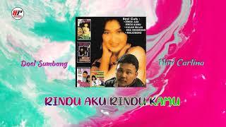 Cover images Doel Sumbang & Nini Carlina - Rindu Aku Rindu Kamu (Official Audio)