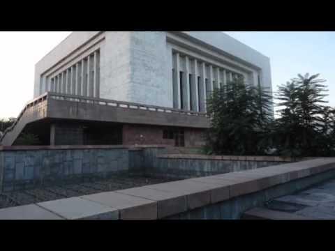 National Historical Museum, Bishkek, Kyrgyzstan - Brutalist Architecture