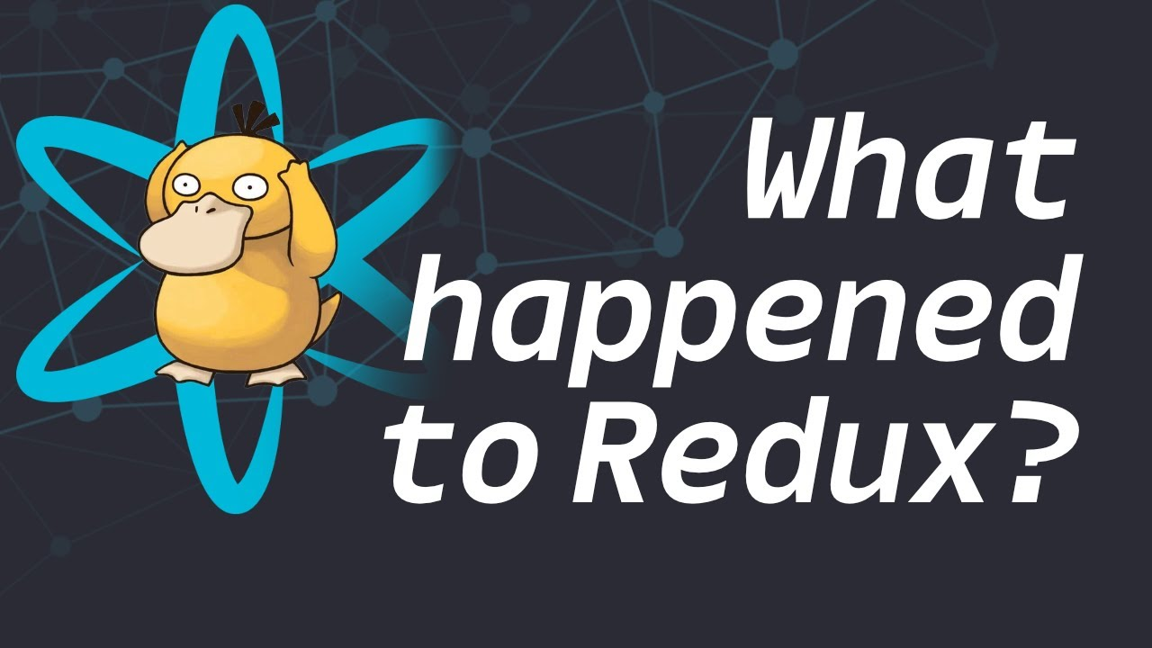 Download Redux is losing popularity, now what?