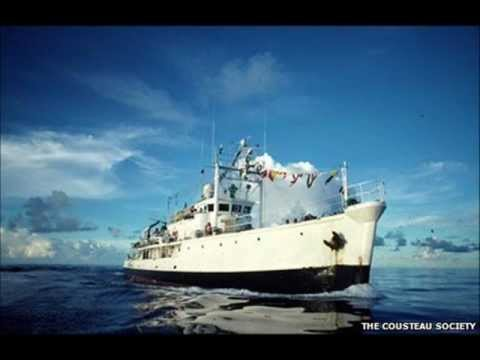 Tribute to JacquesYves Cousteau  Calypso