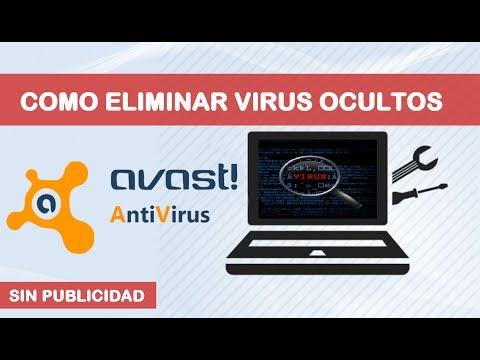 como eliminar un troyano con avast free antivirus