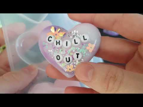 Watch Me Resin! Part 2: Demolding | Resin Tutorial | How to resin cute pastel goth kawaii charms