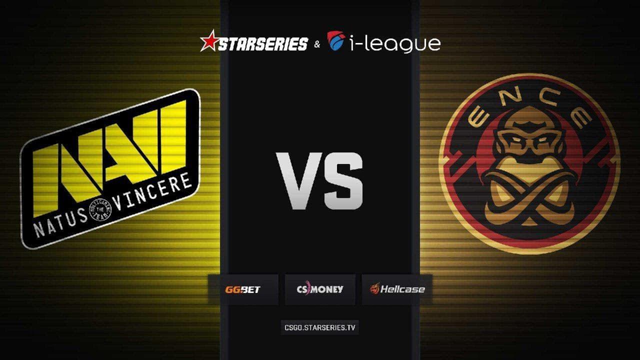 [RU] Natus Vincere vs ENCE   Map 1 – Train   StarSeries i-League Season 7