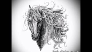 Фото тату конь для статьи про значение