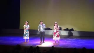 日本障害者芸術団 未来への輝きコンサート2016 長尾和宏&あまゆーず.