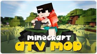 Quady w Minecraft !! (ATV MOD)