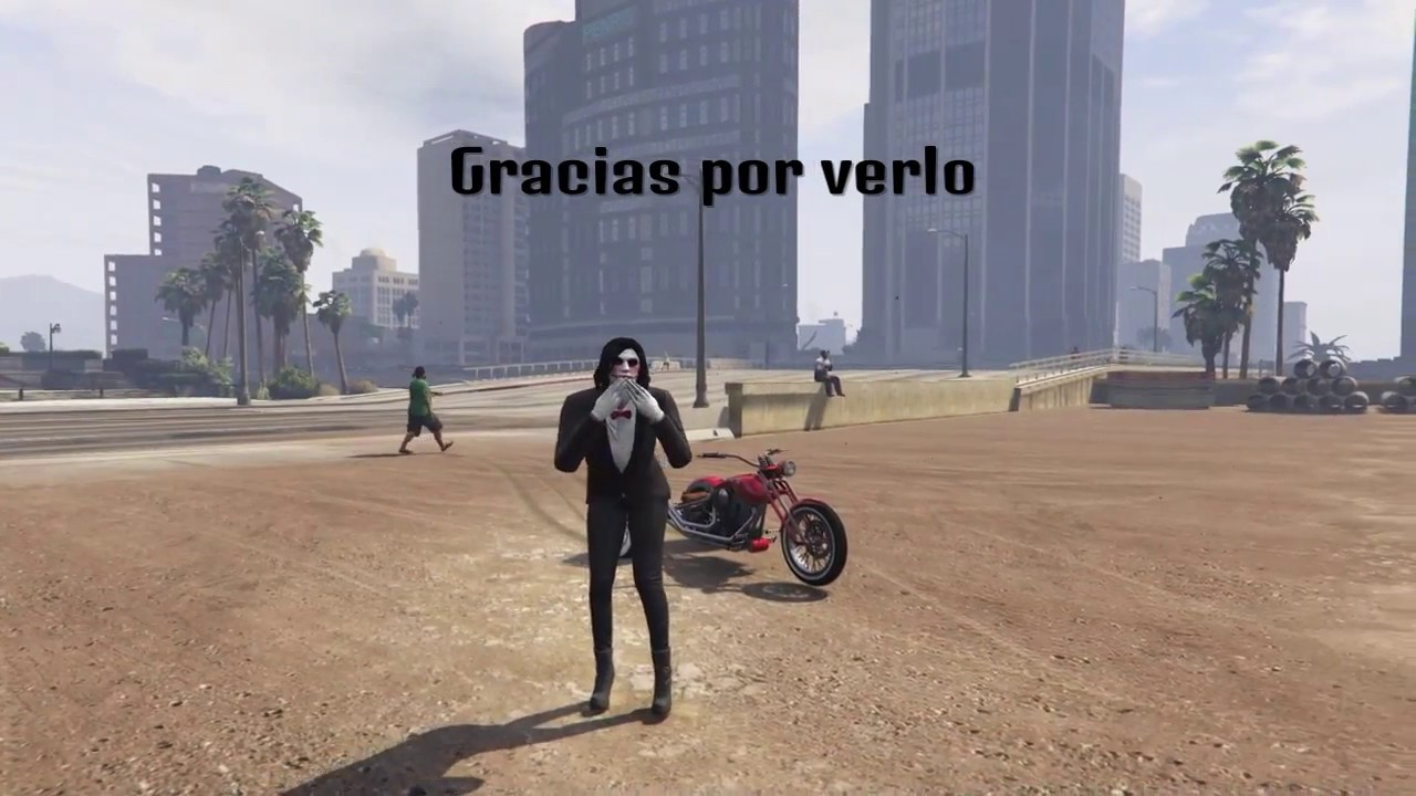 gta v disfraces