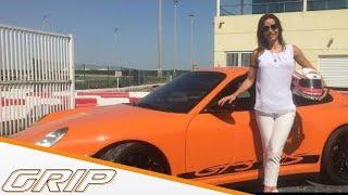 C-Klasse mit SLS Motor | Drift-Challenge in Abu Dhabi | GRIP