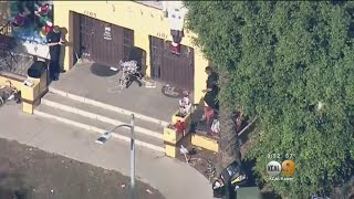 Man In Fair Condition After Being Shot By LAPD Near Exposition Park