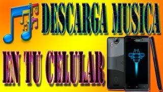 Download Tutoriales - Descargar musica en mp3 directamente desde tu celular