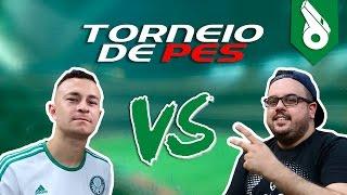 TORNEIO DE PES - FRED VS FUTEBOL NAS 4 LINHAS