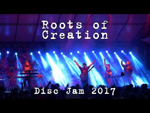 Roots of Creation: 2017-06-08 - Disc Jam Music Festival; Stephentown, NY [4K]
