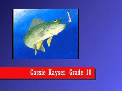 2011 Wildlife Forever State-Fish Art Contest Slideshow