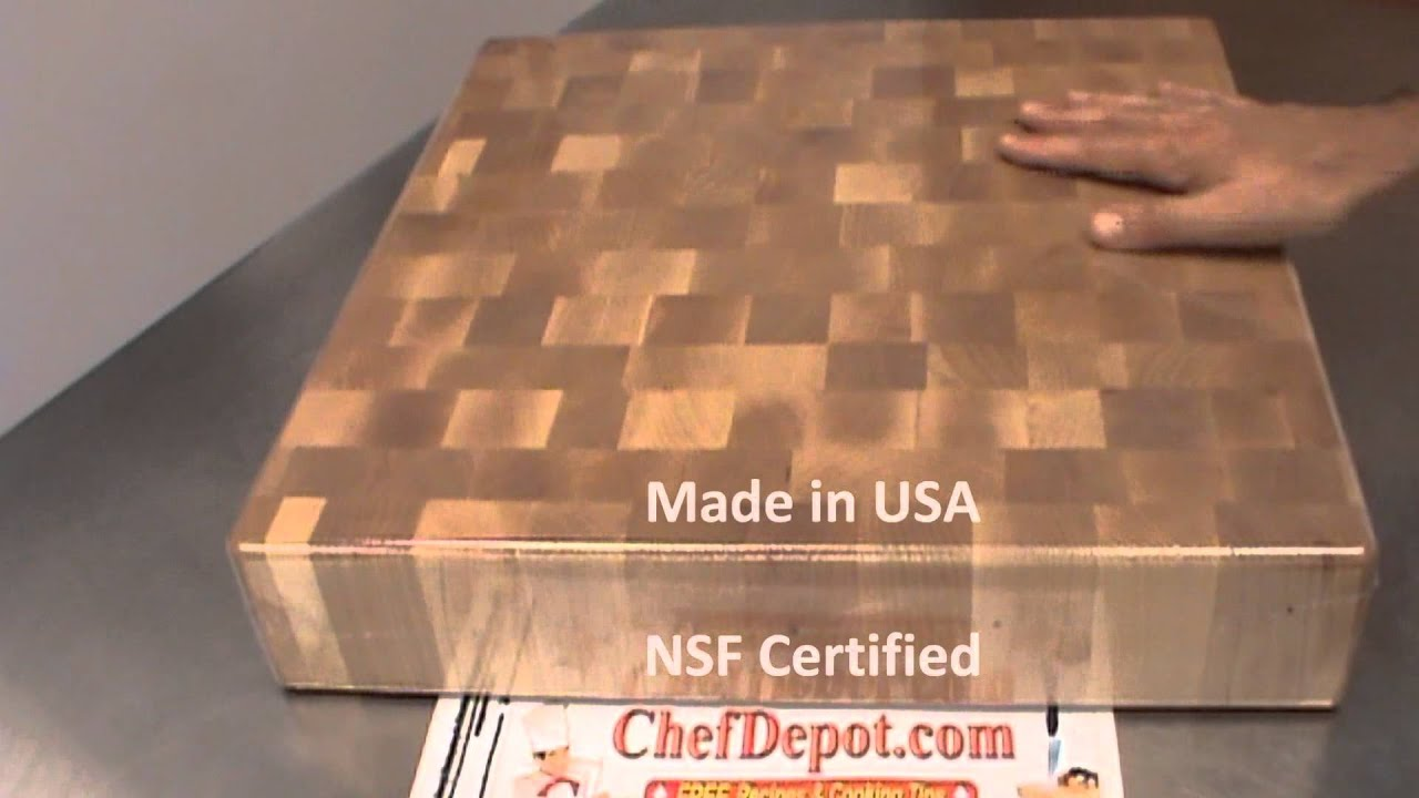 butcher block usa
