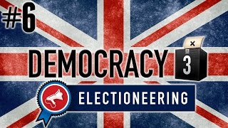 Democracy 3: Electioneering Gameplay PC - Brexit Britain - PART #6 - Mega Reshuffle!