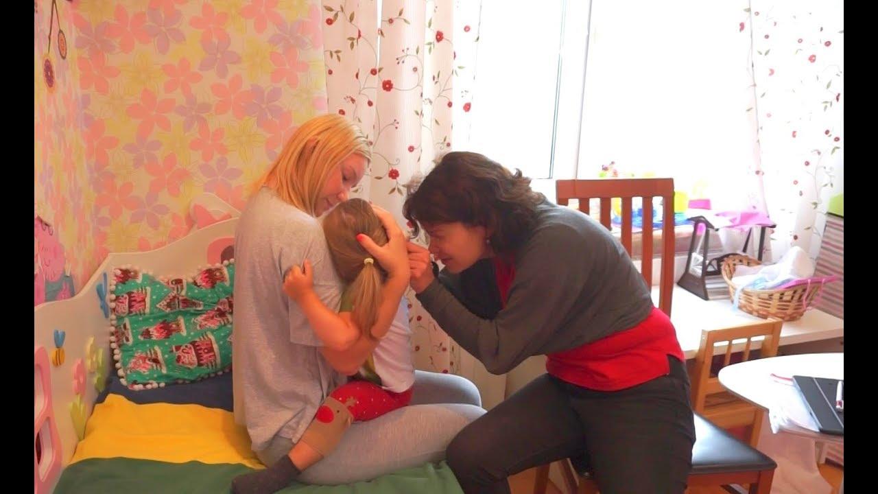 Видео девушка вызвала на дом врача