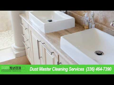 Dust Master Cleaning Service intro