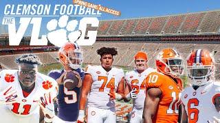 Clemson Football Spring Game 2021: ALL ACCESS | The Vlog: Season 6, Ep. 6