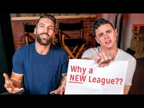 Paul Rabil TELLS ALL on NEW Pro Lacrosse League (FULL interview)