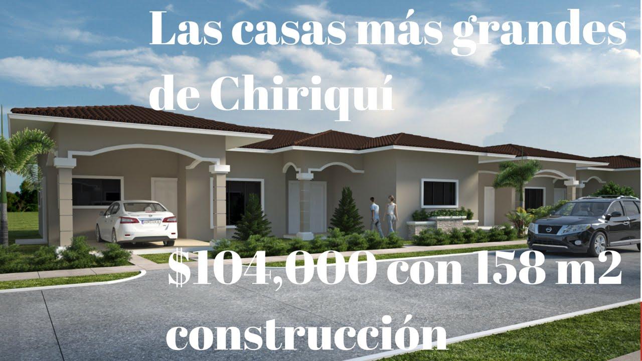 Casa en venta en david chiriqu nuevo proyecto villas de for Proyectos de casas