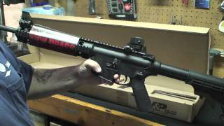 smith and wesson m&p 15-22 with the yankee cowboy.mov