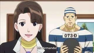 Cover images Ace Attorney season 2: Diego Armando