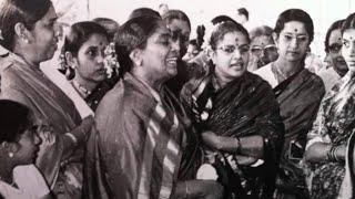 Rare recording of M.S.Subbulakshmi & D.K.Pattammal singing together