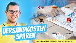 Günstig versenden und Versandkosten sparen mit Packlink Pro | Paketversand günstig E-Commerce