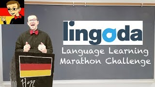 Learn German, English, or French for FREE with the Language Learning Marathon Challenge