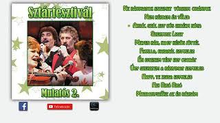 ✮ Sztárfesztivál ~ Mulatós válogatás | koncert | 2. rész (teljes album) | Nagy Zeneklub |