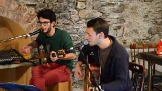 Toys In The Attic - acoustic duo.