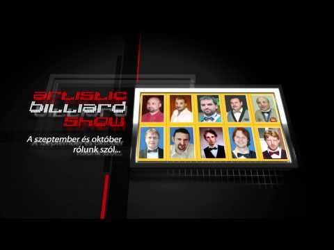 Artistic Billiard Show Hungary TV ADÁS thumbnail