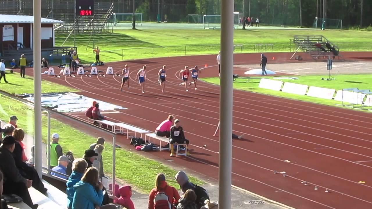 100m Juoksu