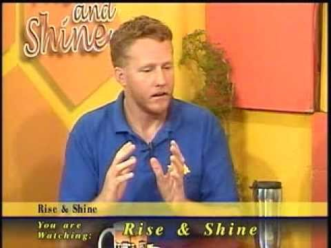 """Pangea Proxima on national television in Belize: """"Rise & Shine"""" show (Plus TV)"""