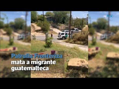Patrulla Fronteriza de Estados Unidos mata a migrante guatemalteca | Prensa Libre