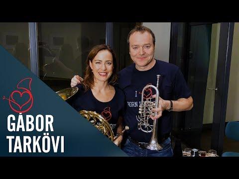 Gabor Tarkövi on Sarah´s Horn Hangouts