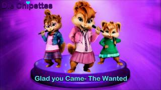 Repeat youtube video Glad You Came - The Wanted (  Chipettes Version)