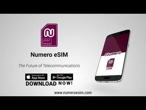 Numero eSIM: Second Phone Number & Virtual SIM - Apps on Google