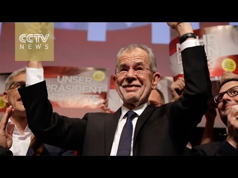 Leftist candidate wins Austrian presidential election