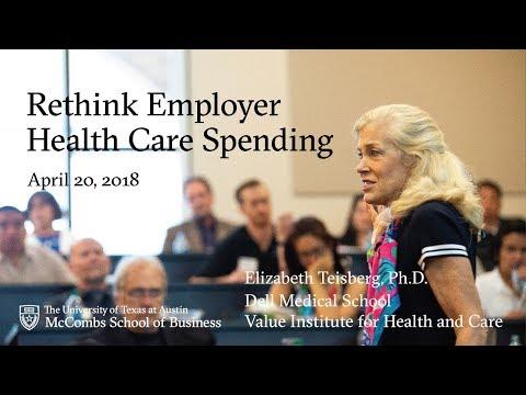 Rethink Employer Health Care