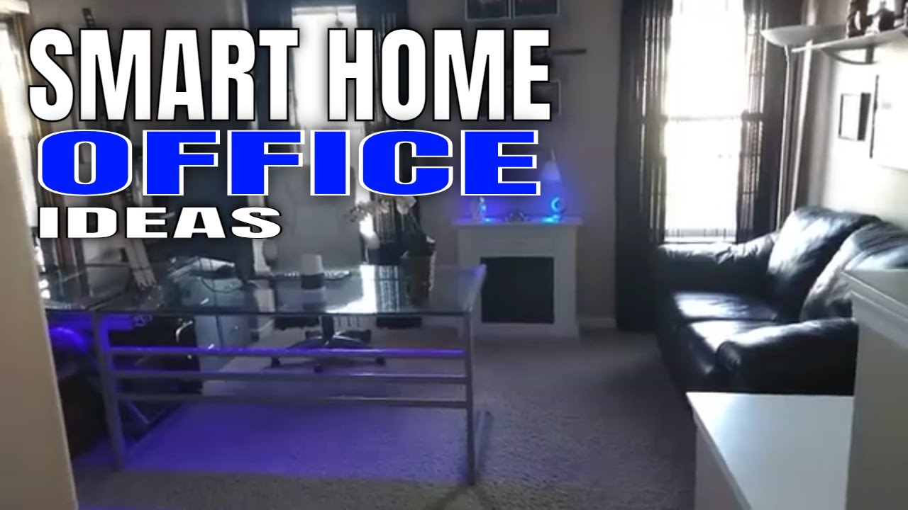 smart home office. Smart Home Tech : The Ultimate Office Tour