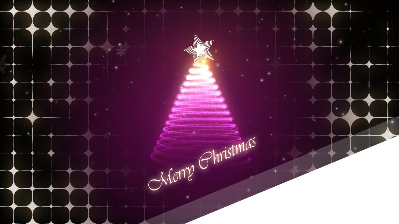【AE中文教學 基礎入門篇6 】 AE Basics 6 After Effects Tutorial /Christmas Tree Basic Setting - YouTube