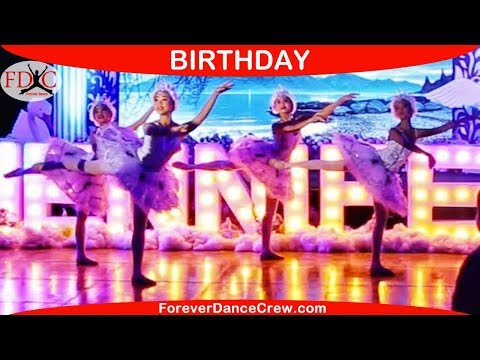 BALLET INDONESIA SWEET 17 BIRTHDAY PARTY INDONESIA
