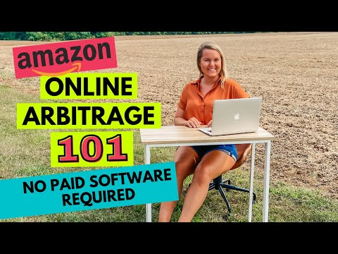 Amazon Online Arbitrage 101: How to Source Online Without Any Paid Software