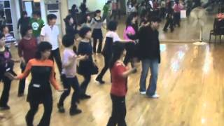 Dancing Heart - Line Dance (Demo & Walk Through)