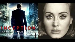 Hans Zimmer - Time (Cyberdesign Remix) Vs Adele - Hello