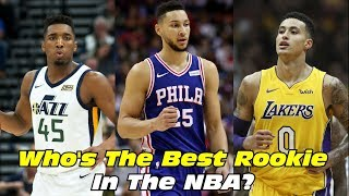 Ranking The Ten BEST Rookies Of The 2018 Season