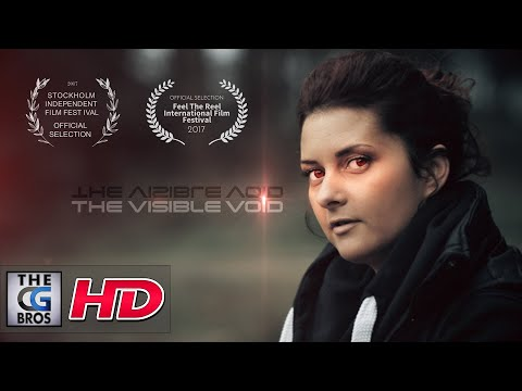 "CGI VFX/3D Docu-Short: ""The Visible Void"" - by David Todman"